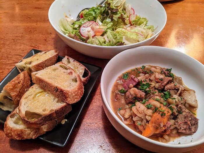 cassoulet-light 5 dinner