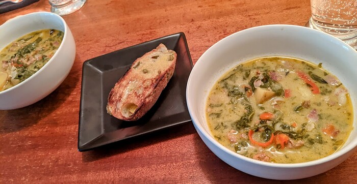 Sausage soup 2