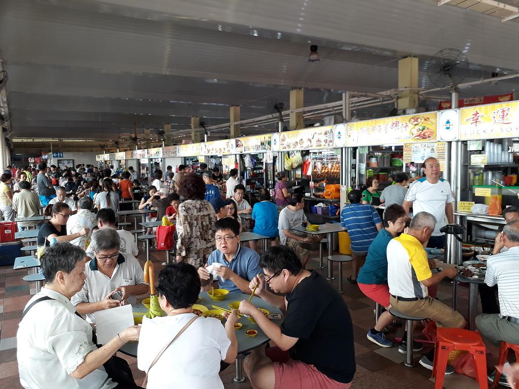singapore popular breakfast options at chong boon market