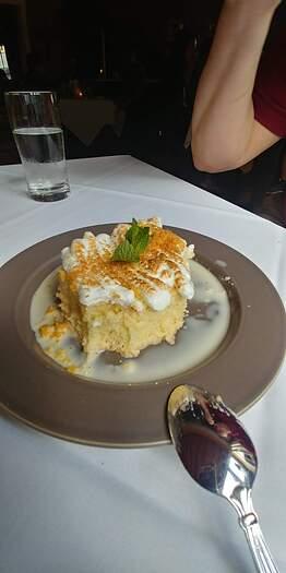 Havana dessert