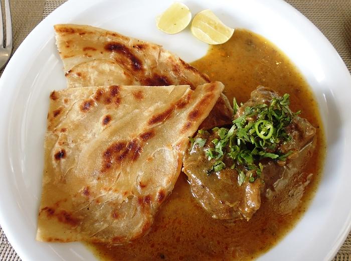 001 Beef Nihari with Paratha