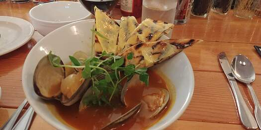 capita clams