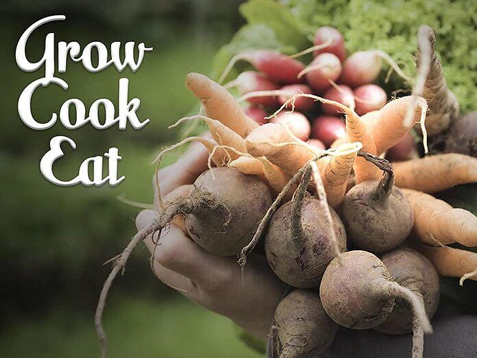 Grow, Cook, Eat: With Michael Kelly, Karen O