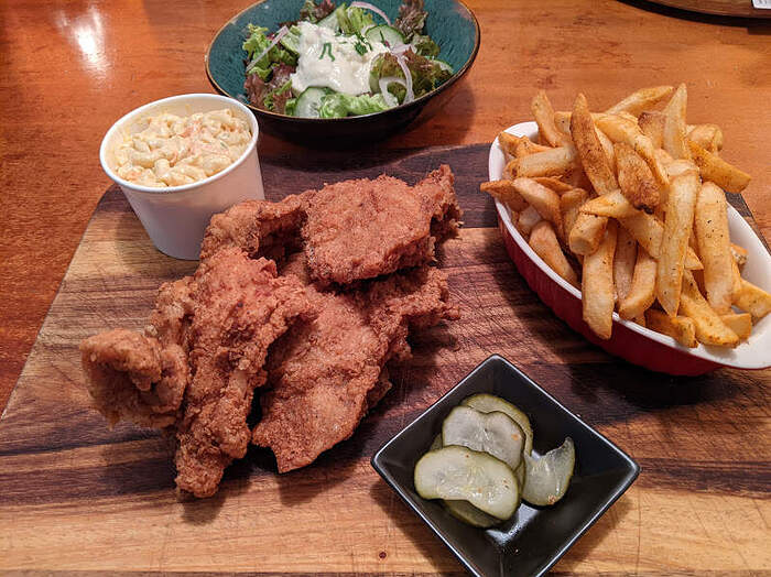Chickenbox Chicken
