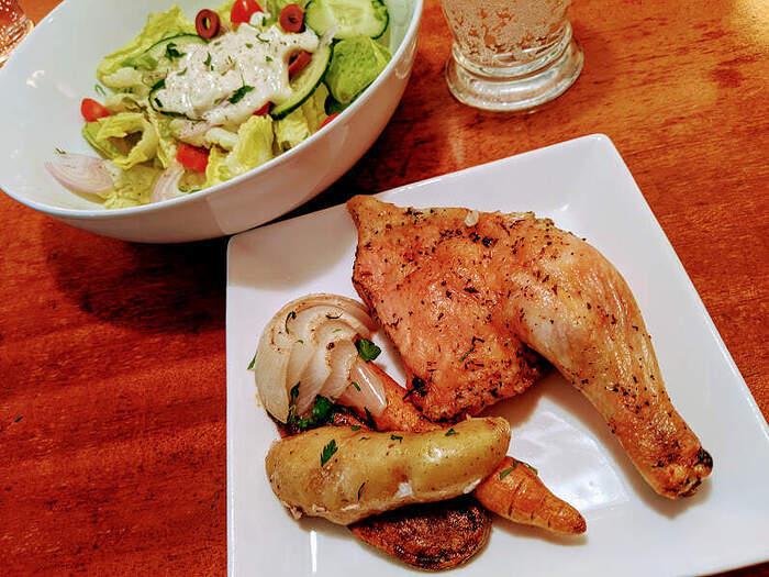 Olivier Spatchcocked Chicken 2