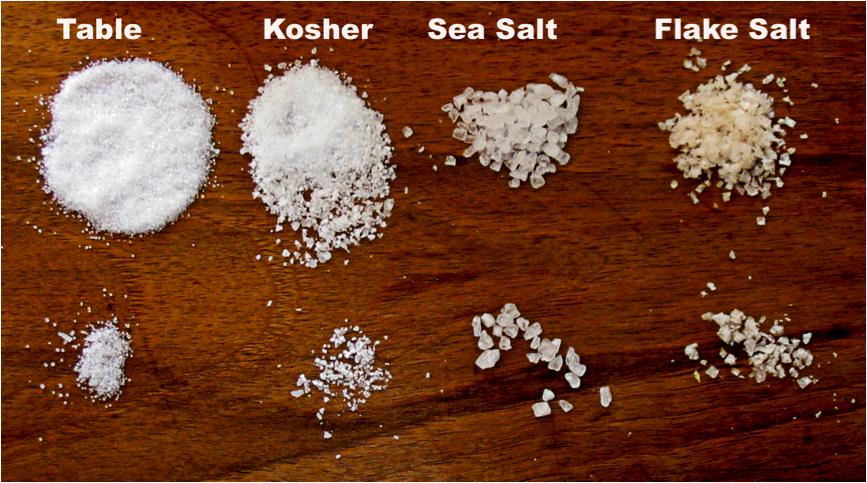 Question on kosher salt cooking cookbooks ingredients for Why have a kosher kitchen