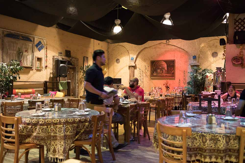 San Jose Stone Stew Restaurant دیزی سنگ Persian