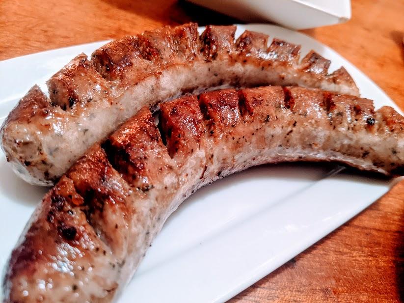 basque sausage