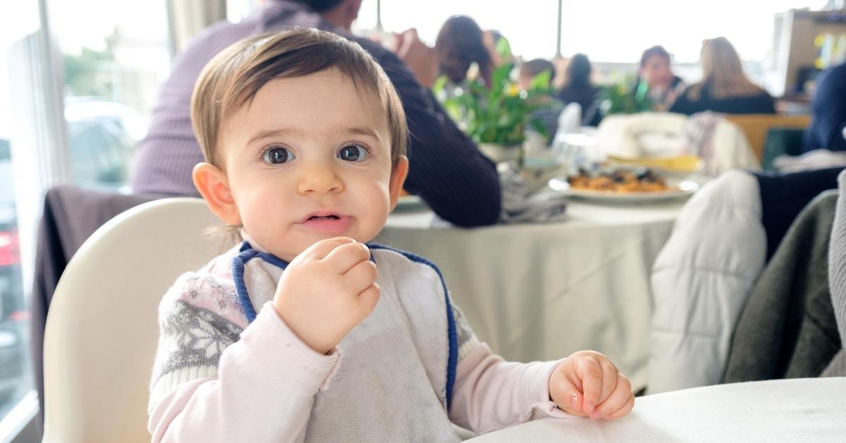 How To Survive Bringing Your Toddler A Fancy Restaurant