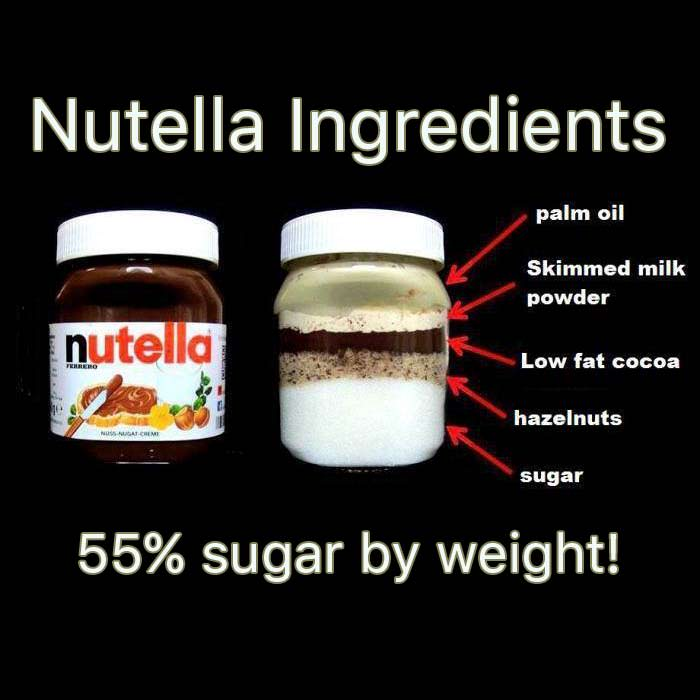 Any Nutella fans, has anyone noticed a difference? - Food