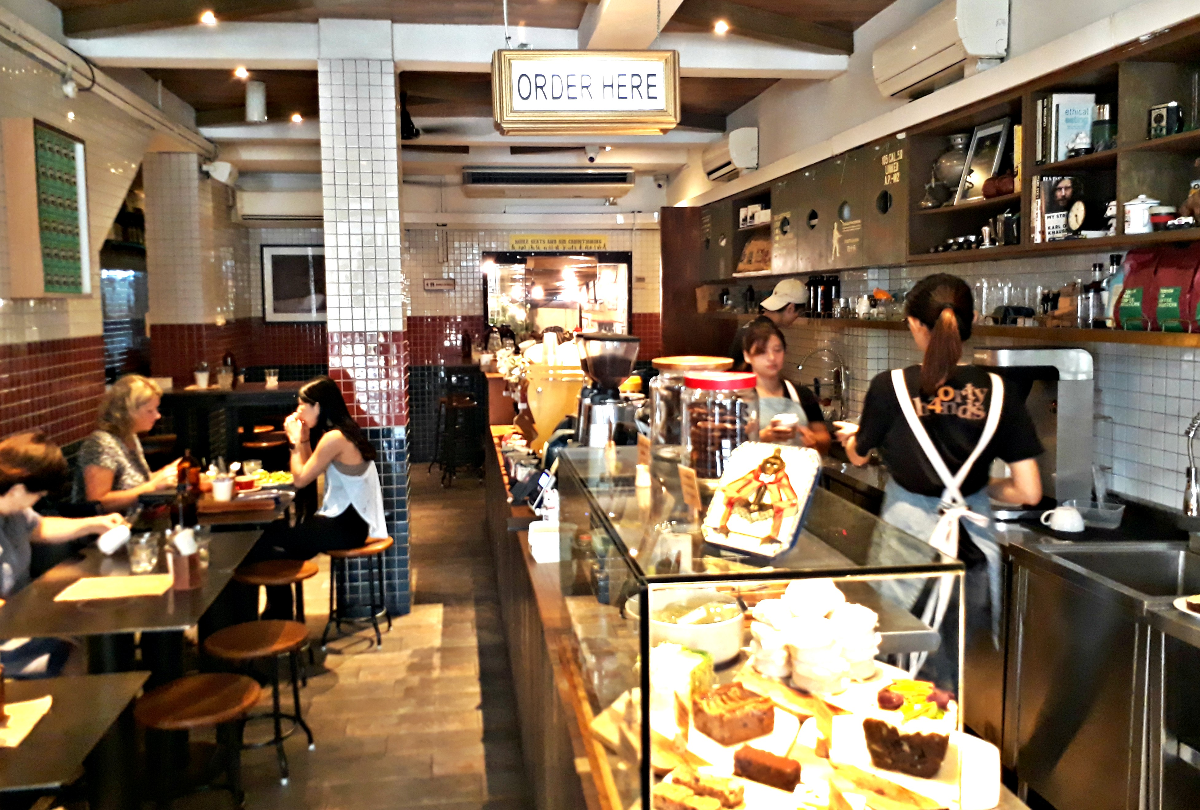 Singapore] Breakfast options at Forty Hands, Tiong Bahru - Asia Pacific -  Hungry Onion