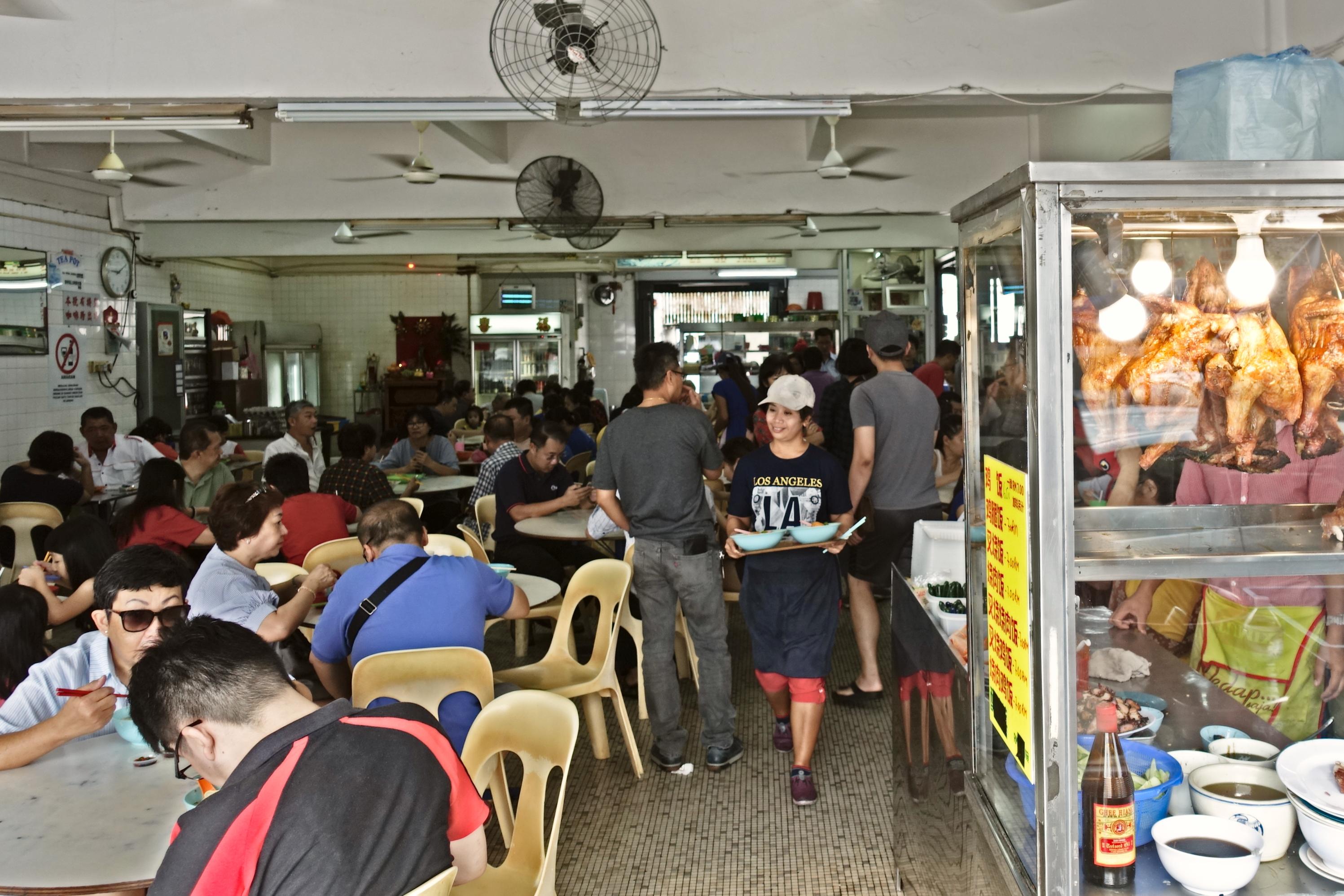 Kuala Lumpur] Breakfast at O & S Restaurant, Paramount Garden - Asia