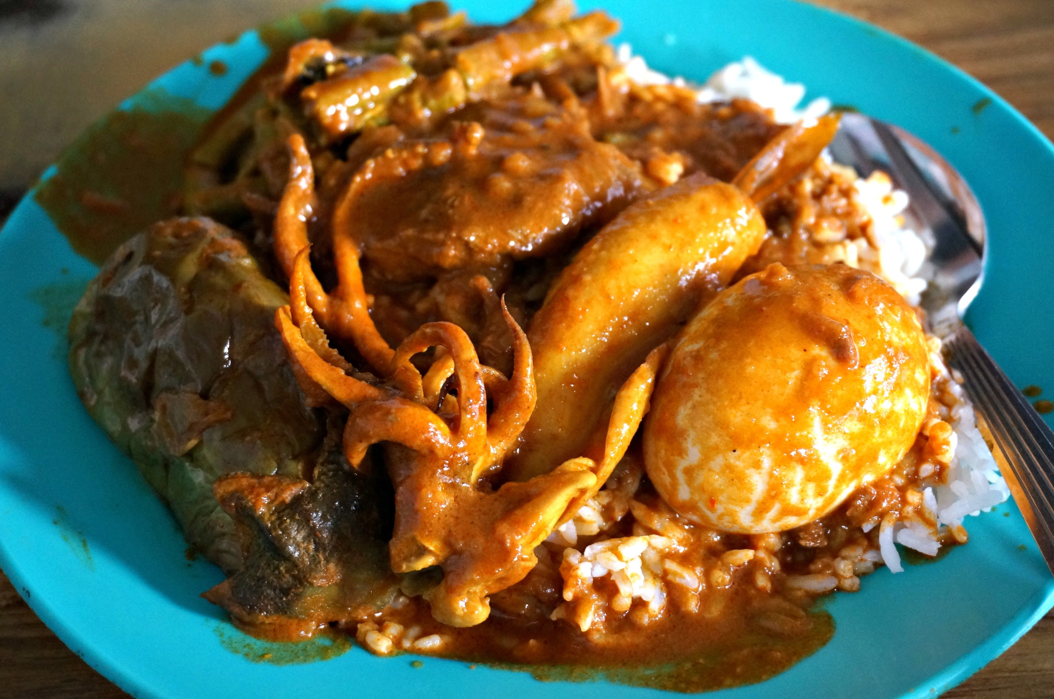 [Penang] Deen Nasi Kandar at Toon Leong, Argyll Road. - Asia Pacific - Hungry Onion
