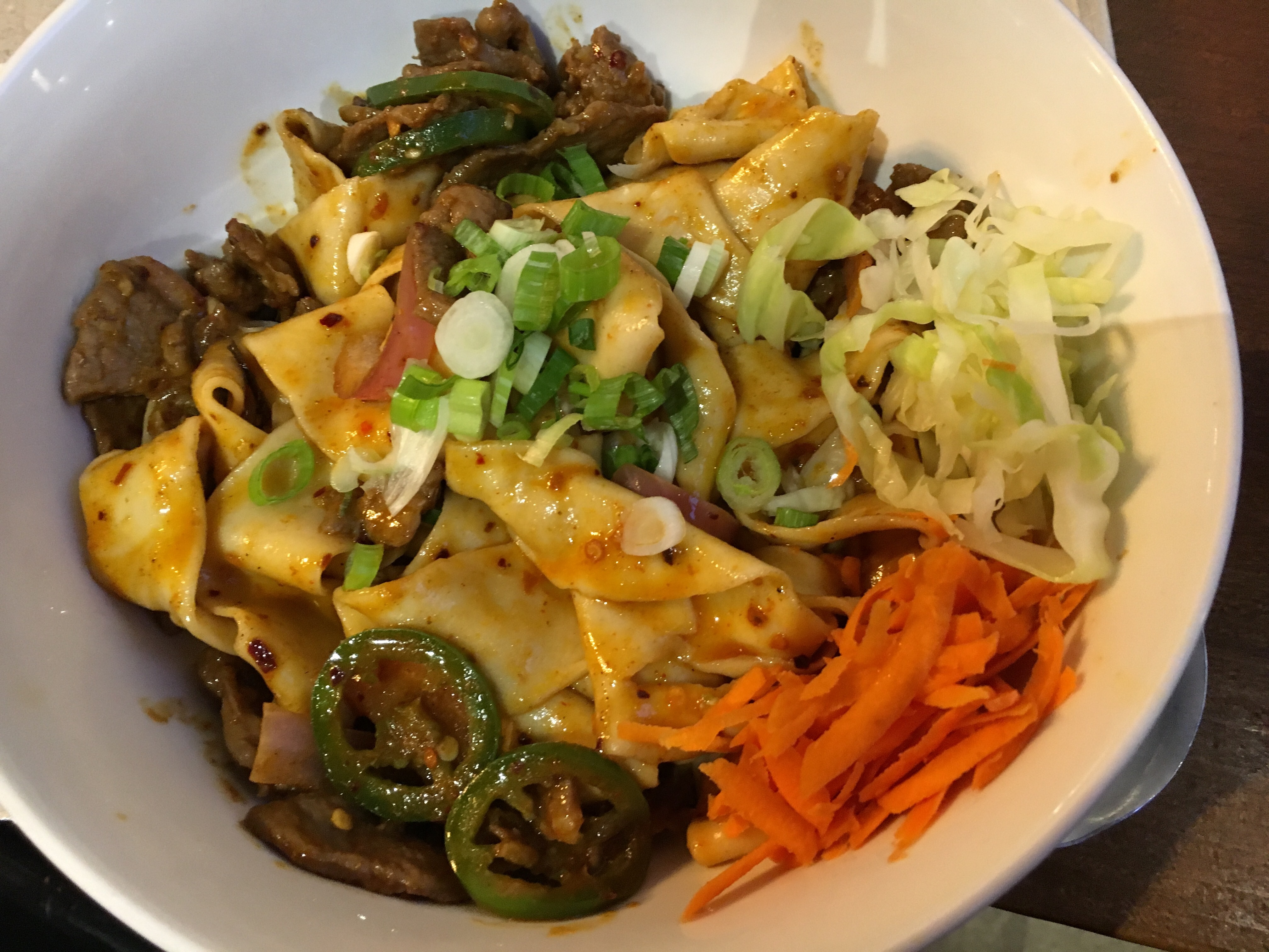 Hand-pulled and stretched Chinese wheat noodles (SFBA/Norcal) - SF ...