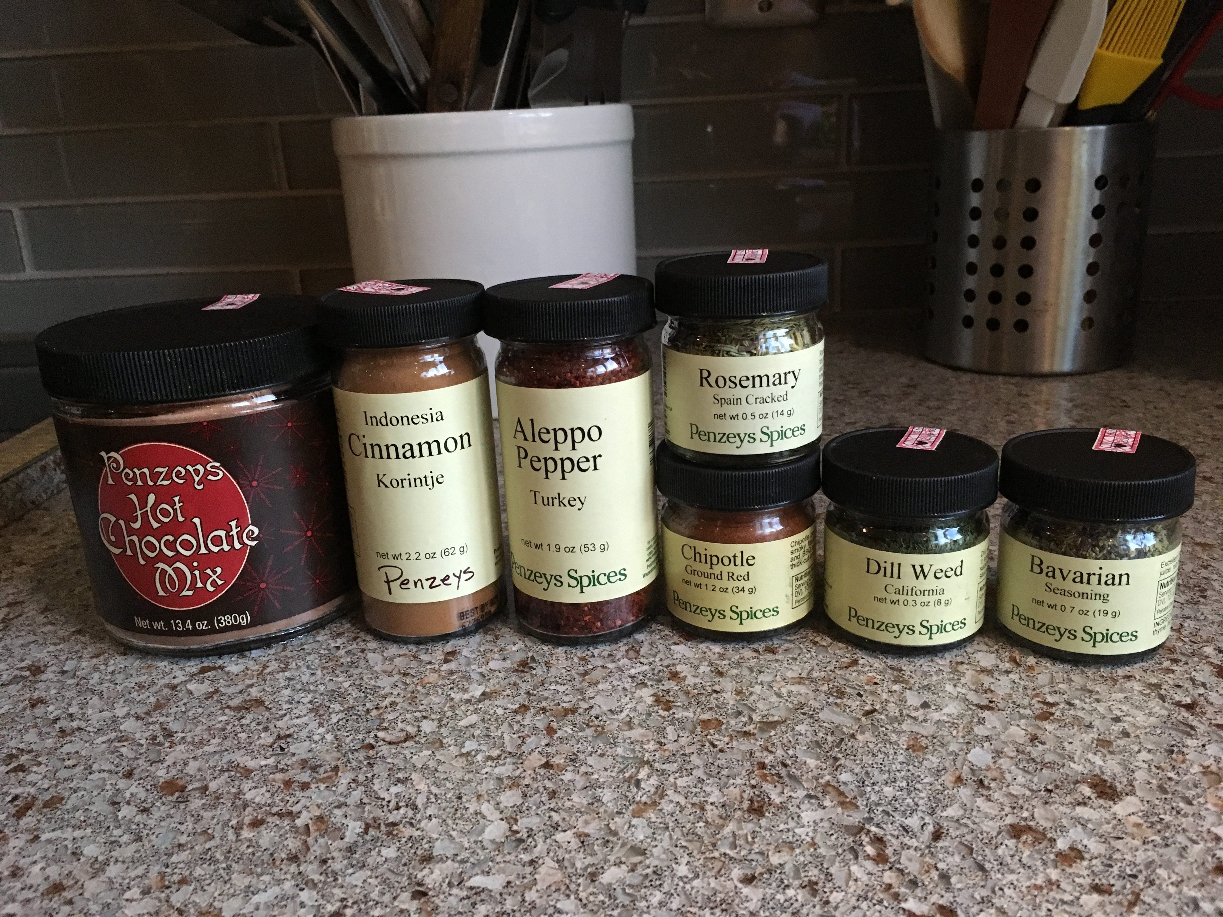 What are the best Penzeys Spices - Cooking, Cookbooks
