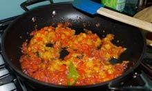 Piperade sauce