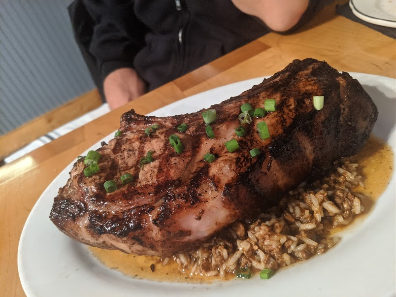 NOLA%20Toup's%20Meatery%20-%20pork%20chop%20with%20dirty%20rice