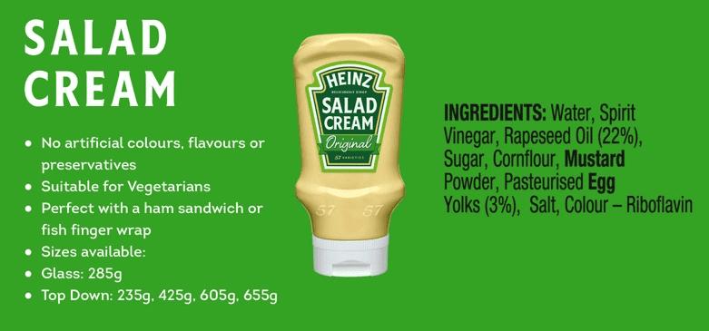 SaladCream